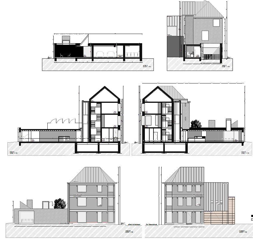 Dovy Keukens Aalst : Modern kantoorgebouw te huur! Immo Delestré