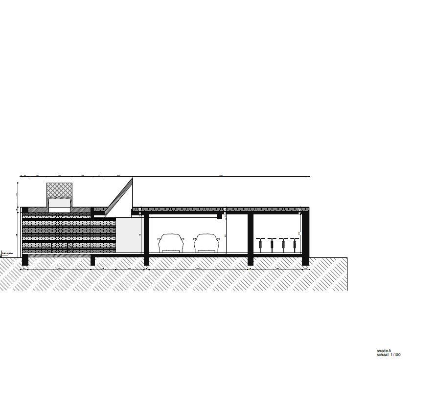 Modern kantoorgebouw te huur! Immo Delestré